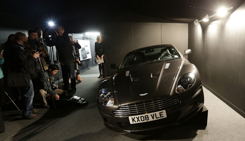 10 mẫu xe hơi sành điệu nhất của James Bond - 6