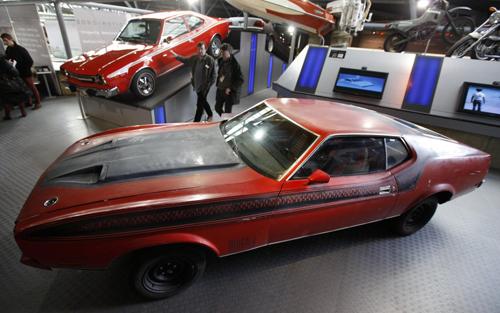 10 mẫu xe hơi sành điệu nhất của James Bond - 10