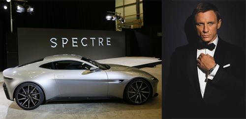 10 mẫu xe hơi sành điệu nhất của James Bond - 1