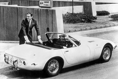 10 mẫu xe hơi sành điệu nhất của James Bond - 9