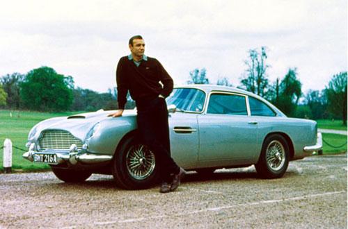 10 mẫu xe hơi sành điệu nhất của James Bond - 3