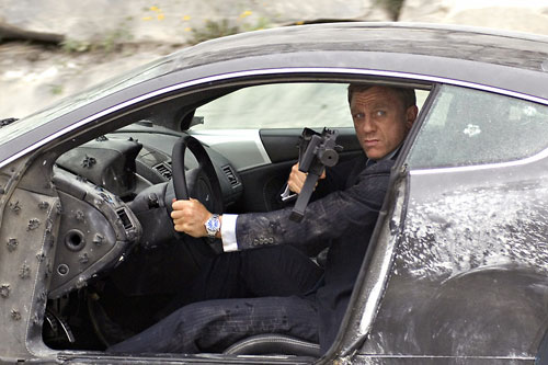 10 mẫu xe hơi sành điệu nhất của James Bond - 7