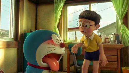 Bom tấn Doraemon 3D ăn khách nhất Nhật Bản đến VN - 2