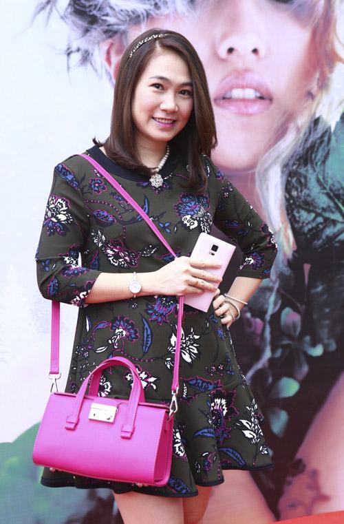 Lan Phương mê tít con gái của cựu thành viên MTV - 9