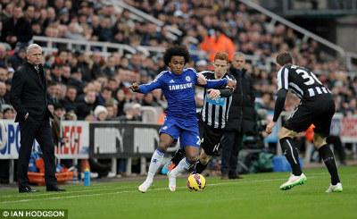 TRỰC TIẾP Newcastle - Chelsea: Cú sốc lớn (KT) - 3