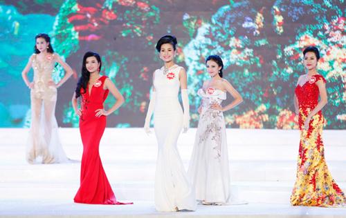 Nguyễn Cao Kỳ Duyên đăng quang Hoa hậu VN 2014 - 5