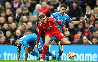TRỰC TIẾP Liverpool - Sunderland: Bế tắc toàn tập - 3