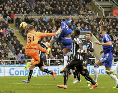 TRỰC TIẾP Newcastle - Chelsea: Cú sốc lớn (KT) - 8
