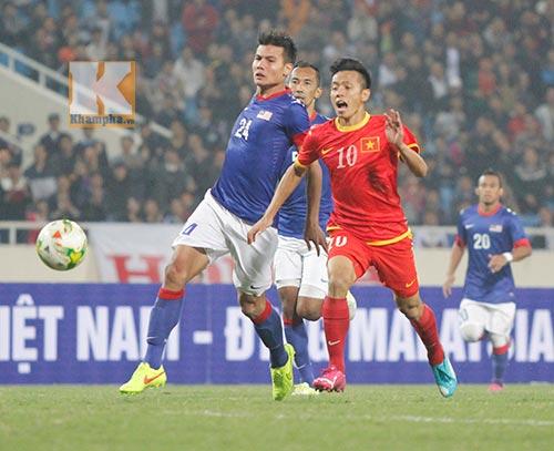 BK AFF Cup, Malaysia - Việt Nam: Kỳ phùng địch thủ - 1