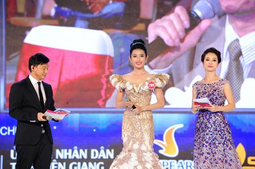 Nguyễn Cao Kỳ Duyên đăng quang Hoa hậu VN 2014 - 3