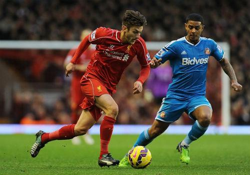 Liverpool – Sunderland: Nỗ lực yếu ớt - 1