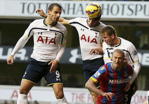 Tottenham - Crystal: Bế tắc tại White Hart Lane - 1