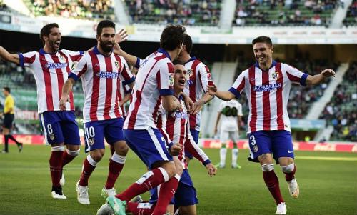 Elche – Atletico: Đẳng cấp lên tiếng - 1