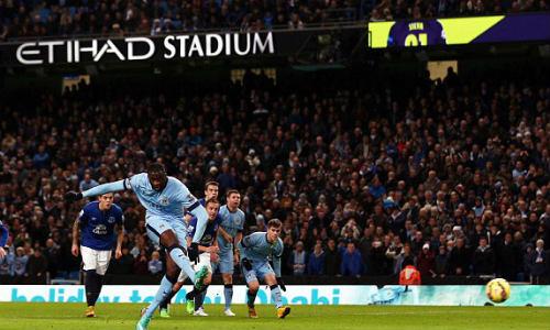 Man City - Everton: Nhọc nhằn giành 3 điểm - 1