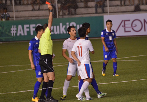 Kiatisuk vui khi Thái Lan cầm hoà được Philippines - 1