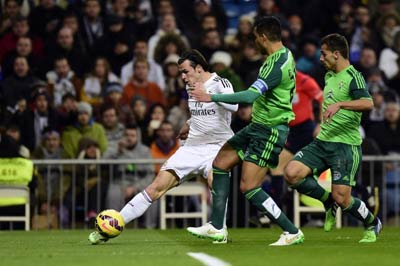 TRỰC TIẾP Real - Celta Vigo: Ronaldo lập hattrick (KT) - 3
