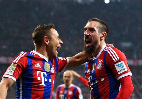 Bayern - Leverkusen: Hiệp 2 khởi sắc - 1