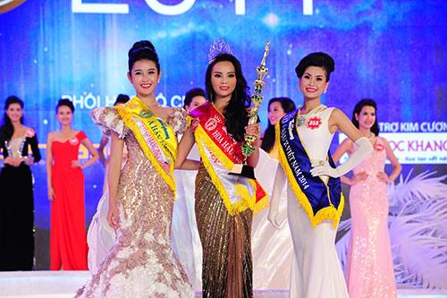 Nguyễn Cao Kỳ Duyên là tân Hoa hậu Việt Nam 2014! - 3