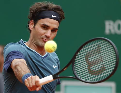 """Những cú đánh """"dị"""" 2014: Federer diễn """"tuyệt kĩ"""" (P2) - 1"""