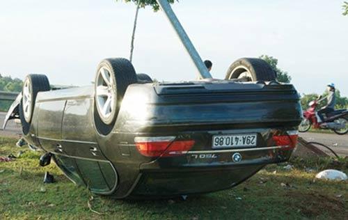 CSGT tông chết người: Xe gây TNGT đeo biển của xe khác? - 1
