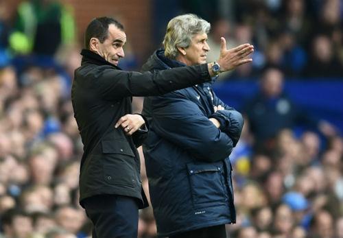 Man City áp sát Chelsea, Pellegrini mừng ra mặt - 2