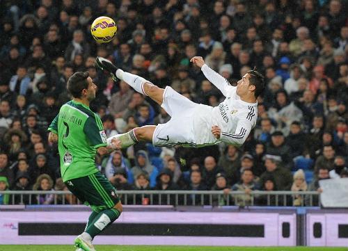 Đã hết từ để miêu tả về Ronaldo - 4