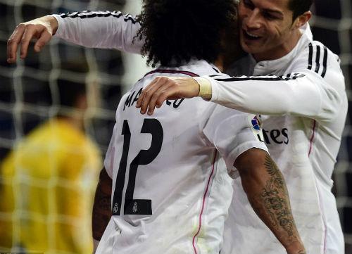 Đã hết từ để miêu tả về Ronaldo - 7