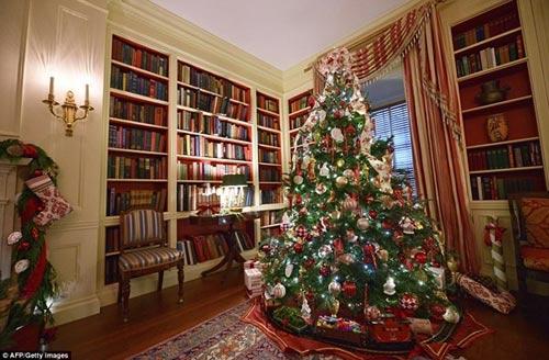 Nhà Trắng trang trí lộng lẫy mừng Giáng sinh 2014 - 9