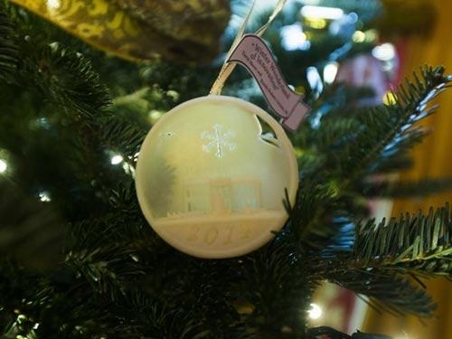 Nhà Trắng trang trí lộng lẫy mừng Giáng sinh 2014 - 10
