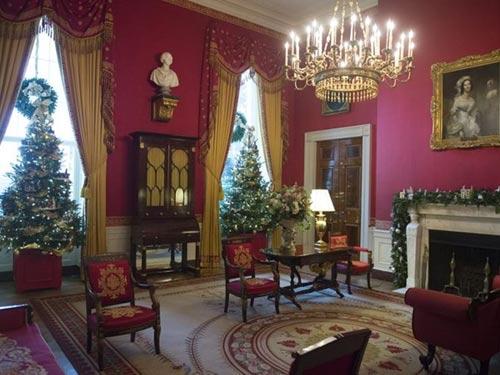 Nhà Trắng trang trí lộng lẫy mừng Giáng sinh 2014 - 11