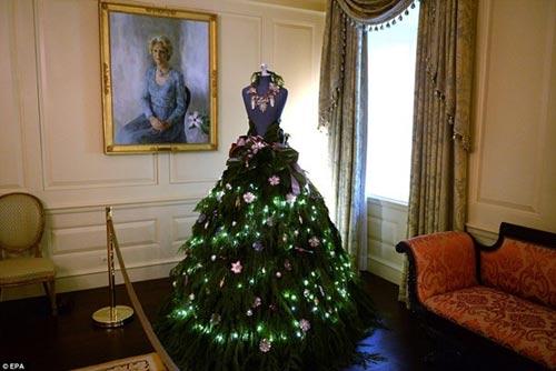 Nhà Trắng trang trí lộng lẫy mừng Giáng sinh 2014 - 4
