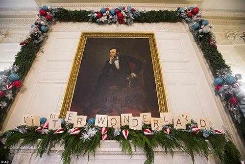 Nhà Trắng trang trí lộng lẫy mừng Giáng sinh 2014 - 5