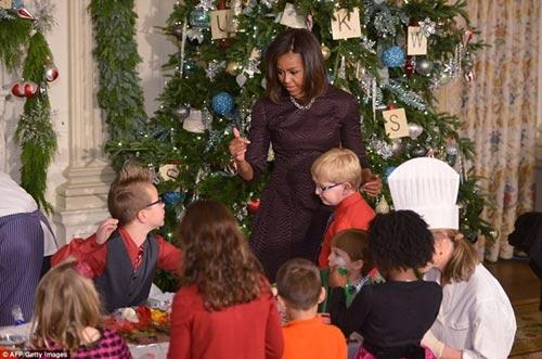 Nhà Trắng trang trí lộng lẫy mừng Giáng sinh 2014 - 6