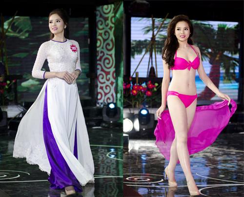 Vẻ đẹp tuổi 18 non tơ của tân Hoa hậu Việt Nam - 10