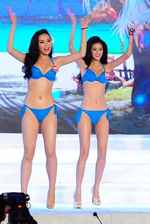 Vẻ đẹp tuổi 18 non tơ của tân Hoa hậu Việt Nam - 13