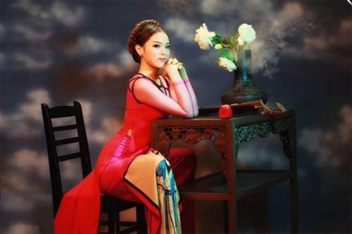 Vẻ đẹp tuổi 18 non tơ của tân Hoa hậu Việt Nam - 14