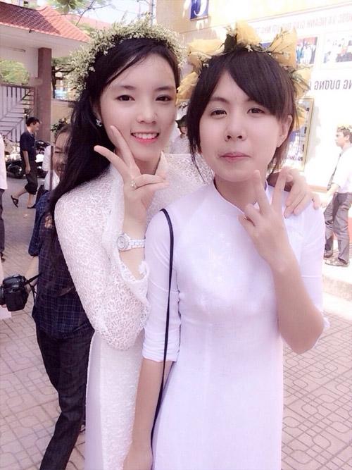 Vẻ đẹp tuổi 18 non tơ của tân Hoa hậu Việt Nam - 2