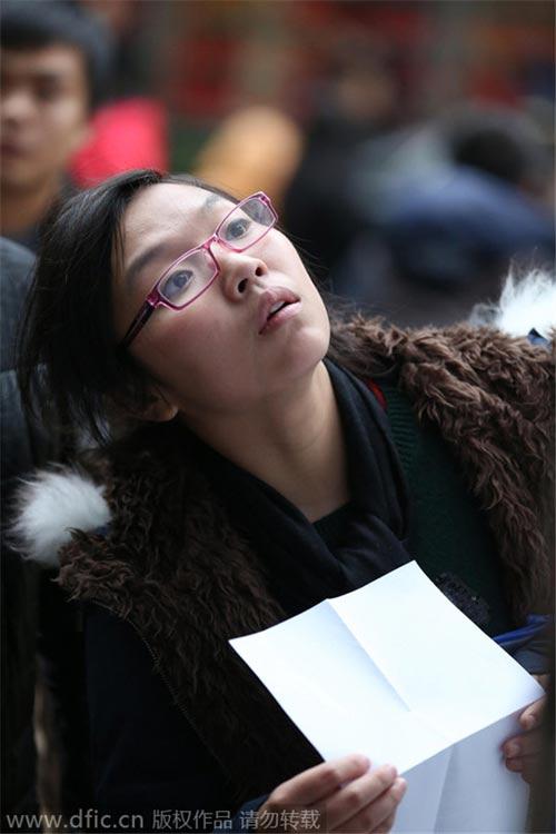 """Sinh viên Trung Quốc và giấc mơ """"bát cơm sắt"""" - 3"""
