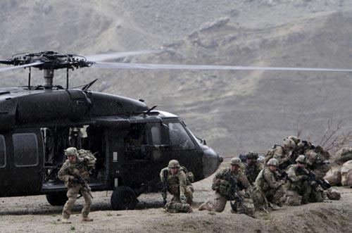 Các chiến dịch giải cứu con tin bất thành của quân đội Mỹ - 1