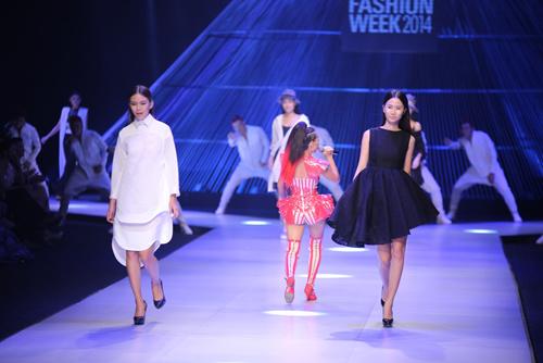 Kết màn hoàn hảo của Tuần lễ thời trang quốc tế VN - 4