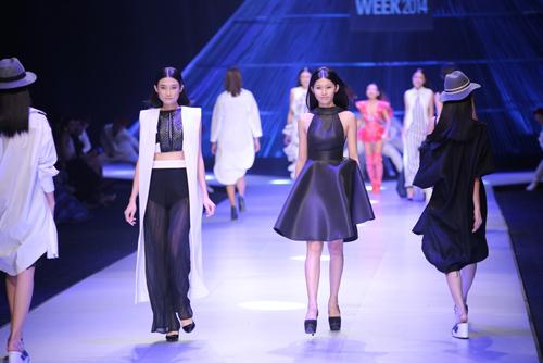 Kết màn hoàn hảo của Tuần lễ thời trang quốc tế VN - 5