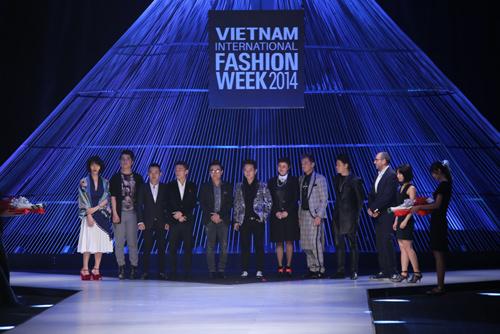 Kết màn hoàn hảo của Tuần lễ thời trang quốc tế VN - 6