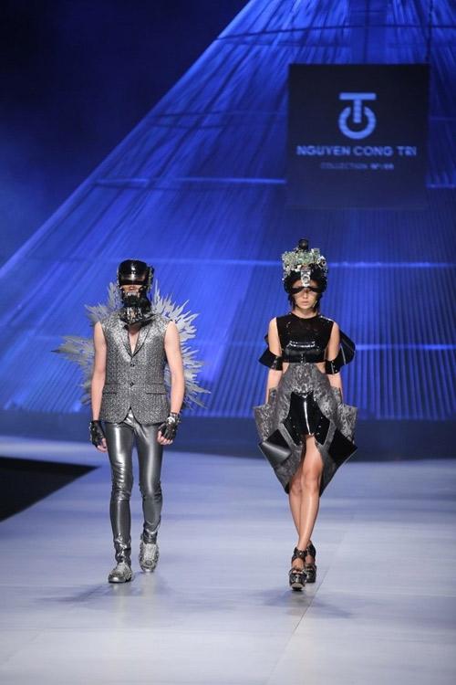 Kết màn hoàn hảo của Tuần lễ thời trang quốc tế VN - 7