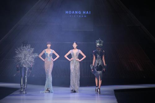 Kết màn hoàn hảo của Tuần lễ thời trang quốc tế VN - 8
