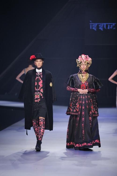 Kết màn hoàn hảo của Tuần lễ thời trang quốc tế VN - 9