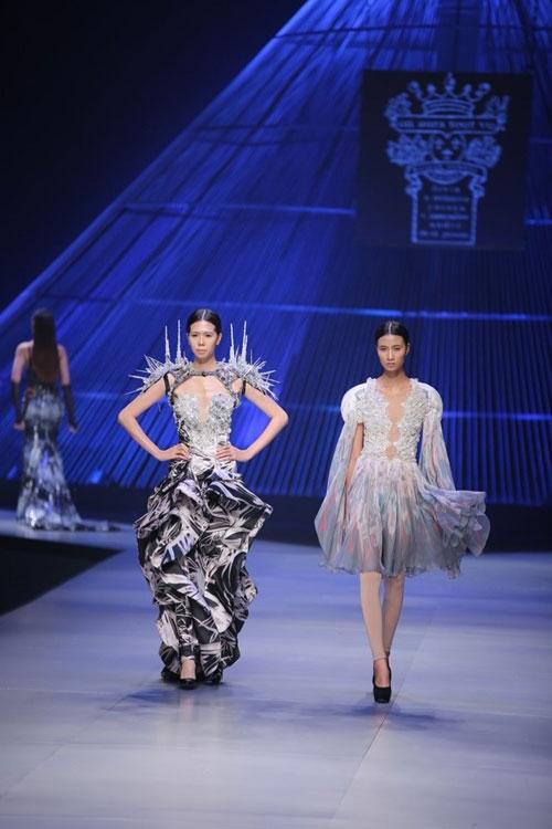 Kết màn hoàn hảo của Tuần lễ thời trang quốc tế VN - 11