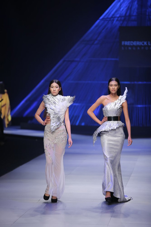 Kết màn hoàn hảo của Tuần lễ thời trang quốc tế VN - 13