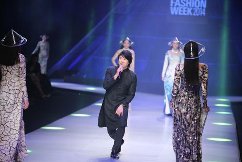 Kết màn hoàn hảo của Tuần lễ thời trang quốc tế VN - 16