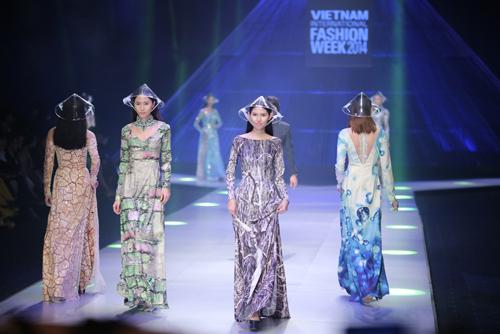Kết màn hoàn hảo của Tuần lễ thời trang quốc tế VN - 17