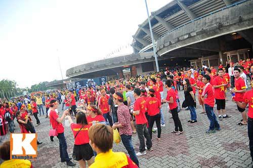 TRỰC TIẾP Malaysia - Việt Nam: Ngược dòng ấn tượng (KT) - 20